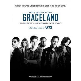Graceland Graceland - Ügynökjátszma